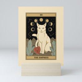 The Empress Mini Art Print
