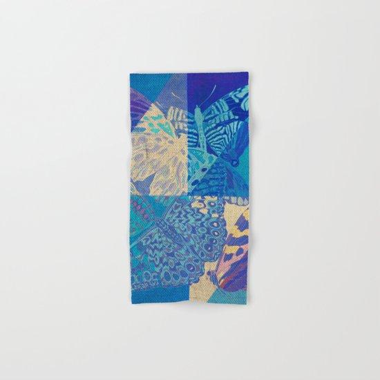 BLUEtterflies Hand & Bath Towel