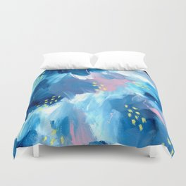 Blue Aesthetic #1 Duvet Cover