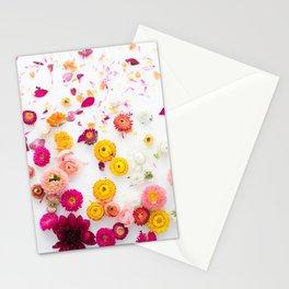 Flower pattern 5 Stationery Cards