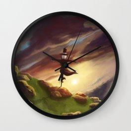 Studio Ghibli - Howl's Moving Castle Wall Clock