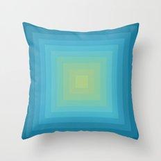 Colour Field v. 5 Throw Pillow