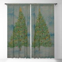 O Tannenbaum WC161122f Blackout Curtain