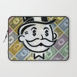 Another Day - Another Dollar Laptop Sleeve