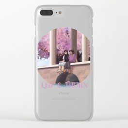 Leif & Thorn: April Footsie Clear iPhone Case