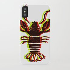 Lobster Confusion iPhone X Slim Case