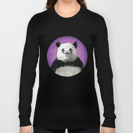 ♥ SAVE THE PANDAS ♥ Long Sleeve T-shirt