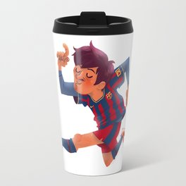 Lionel Messi, Barcelona Jersey Travel Mug