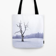 Portrait of a Tree Tote Bag
