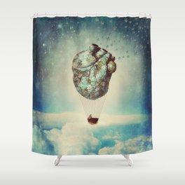 The Unforgettable Love Journey 2 Shower Curtain