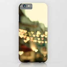 Looking for Love - Paris Hearts Slim Case iPhone 6s