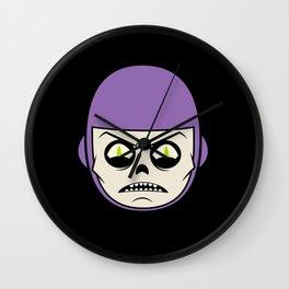 Deathray Head Wall Clock