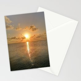 San Pedro Sunset Stationery Cards
