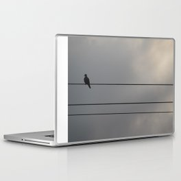 Forbearance of a Lonely Dove Laptop & iPad Skin