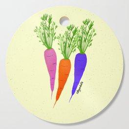 Zanahorias Cutting Board