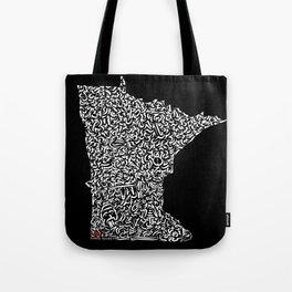 State Secrets - Minnesota Tote Bag
