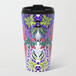 Symmetrical Mouse (27) Travel Mug