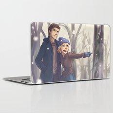 Snowy Day Laptop & iPad Skin