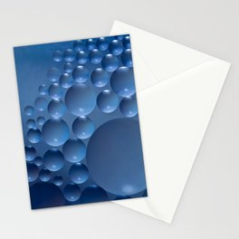 Blue moon. Stationery Cards