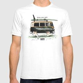Combi walker T-shirt