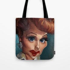 Lucille Ball. Tote Bag