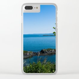 Alaska View Clear iPhone Case
