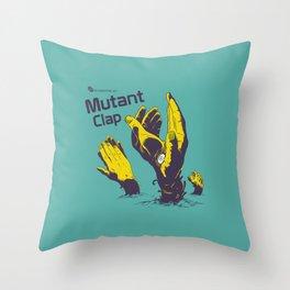 Hexinverter.net – Mutant Clap Throw Pillow