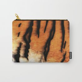 Tiger Fur Carry-All Pouch