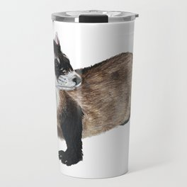 Black-Footed Ferret Travel Mug
