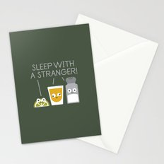 Sublimeinal Message Stationery Cards