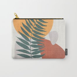 Abstract Shapes No.24 Carry-All Pouch