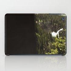 yellowstone falls . ii iPad Case