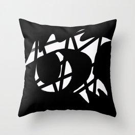 Sorcerers Eye Throw Pillow
