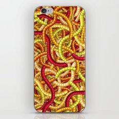 Worms iPhone & iPod Skin