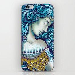 Calypso Sleeps iPhone Skin