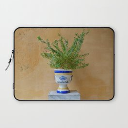 Potted Plant Laptop Sleeve