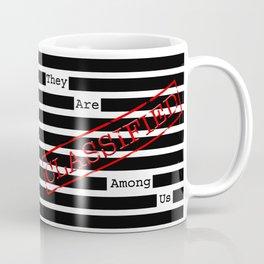 Classified Coffee Mug