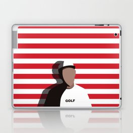 Tyler The Creator GOLF Laptop & iPad Skin