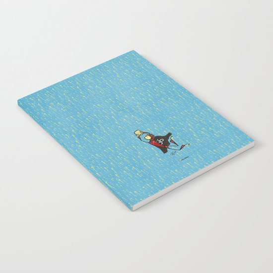 S6 Happy New Year Notebook