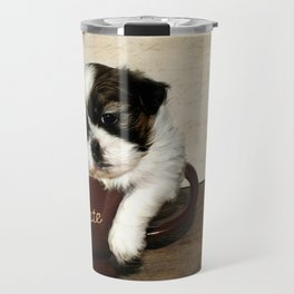 Cup of Puppy Travel Mug