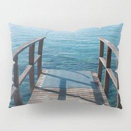 Into the sea Pillow Sham