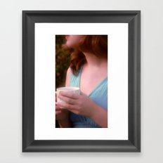 Pain and Comfort #3 Framed Art Print