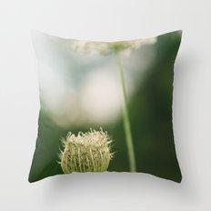 Wildflower 2 Throw Pillow