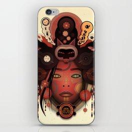 NYXX (urban faery) iPhone Skin