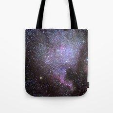 North American Nebulae. The Milky way. North America Nebula Tote Bag