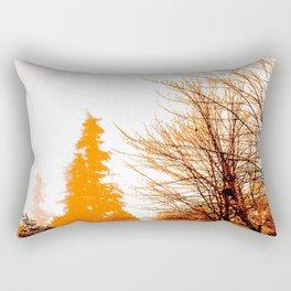 Autumn in Lynnwood Rectangular Pillow