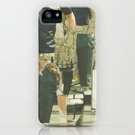 Dont go wasting your emotions iPhone Case