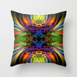 The Beast Throw Pillow