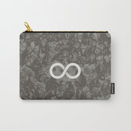 Infinite Monkey Theorem Carry-All Pouch