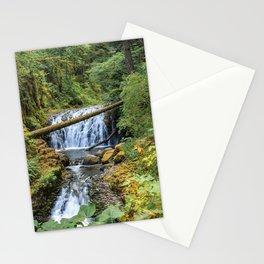 Dutchman Falls - Columbia River Gorge Oregon Stationery Cards
